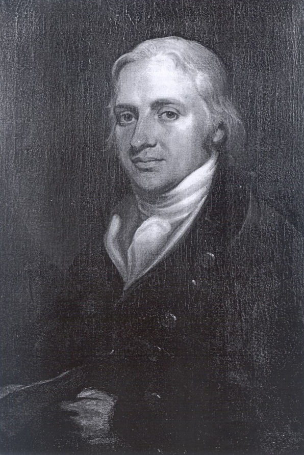 Portrait of the Honourable Robert Edward Clifford by Mather Brown