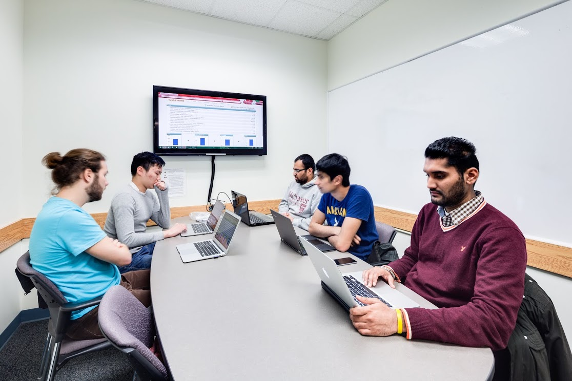 Mcmaster Group Study Rooms