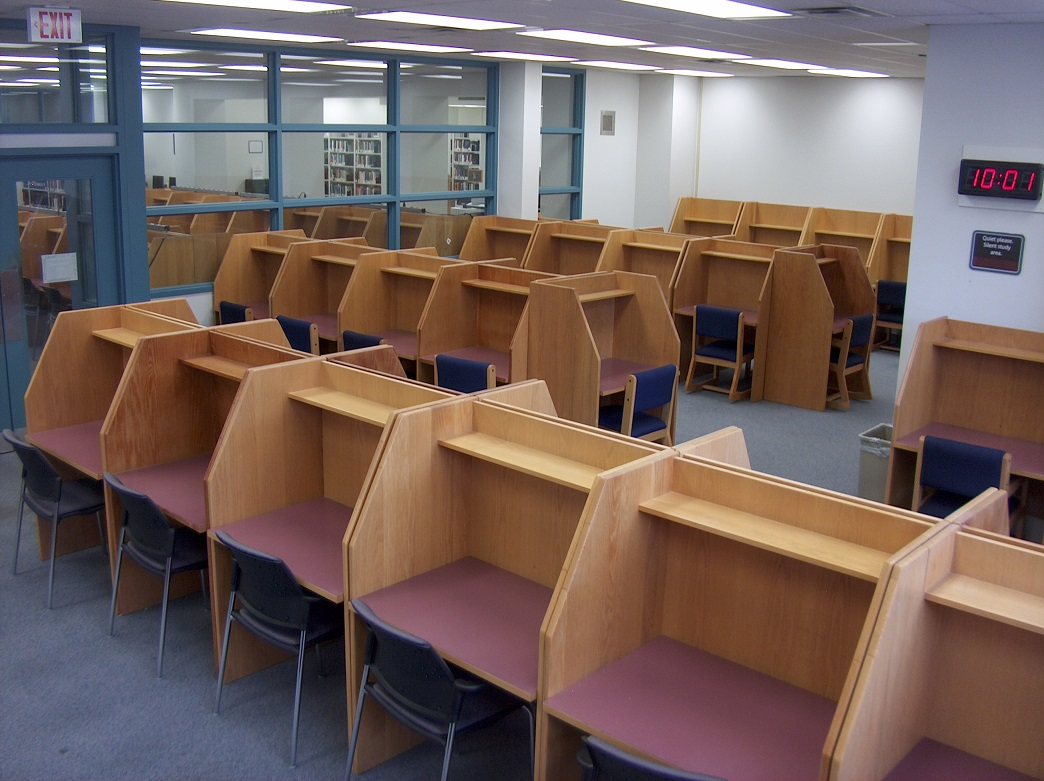 Innis Library Silent Learning Zone