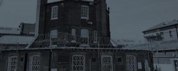 Image of brick prison.