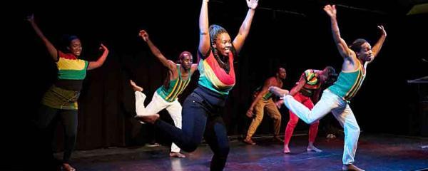 Community Engagement - Kashe Dancers
