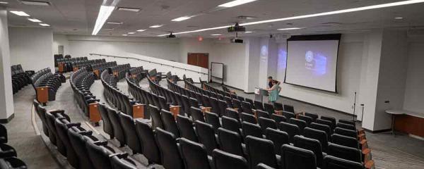 Classroom in Ron Joyce Centre