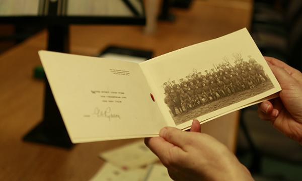 Letters from afar first world war christmas cards offer rare