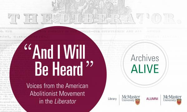 Archives Alive May 6