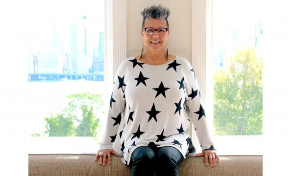 Janet Marie Rogers recently concluded her term as the 2020 Mabel Pugh Taylor Writer in Residence