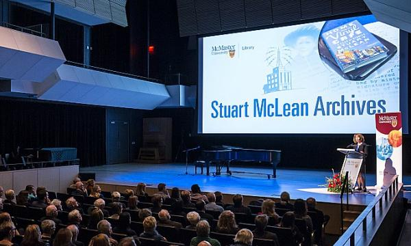 Photo of Stuart McLean's event